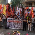 """İzmir'de gençlik örgütleri; """"Suruç'un hesabı sorulacak"""""""