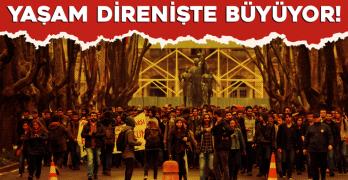 YDG'lilerden ODTÜ'de kampanya çalışması