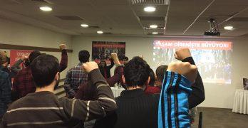Yeni Demokrat Gençlik 12. Konferansı başarıyla gerçekleşti