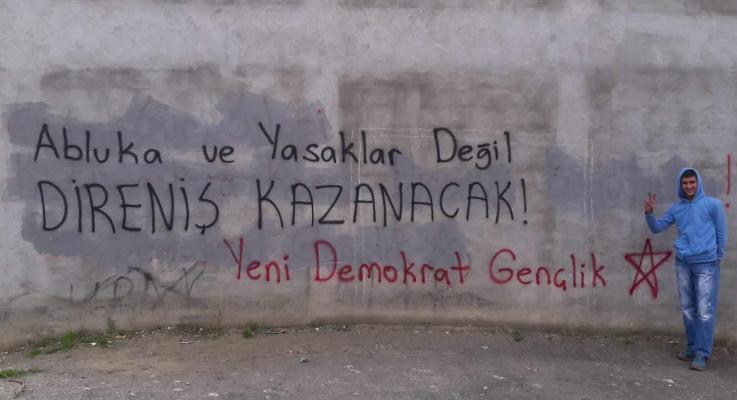 Özyönetim direnişlerini sahiplenen YDG'lilere 13 yıl hapis cezası