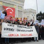 Gençlik Örgütleri: Ferman devletinse üniversiteler bizimdir!