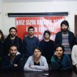 İzmir'de gençlik örgütlerinin İZBAN dayanışmasına polis engeli!