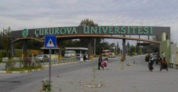Çukurova Üniversitesi'nde polis baskısı