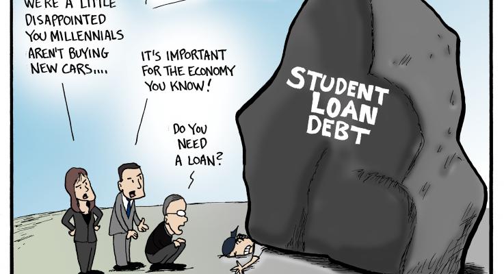 Ekonomik Krizin Üniversite Bilançosu