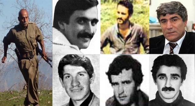 BELLEK: Ermeni Fedailerinden, Partizan Hareketine